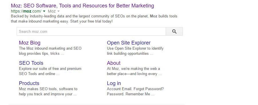 sitelink سایت لینک