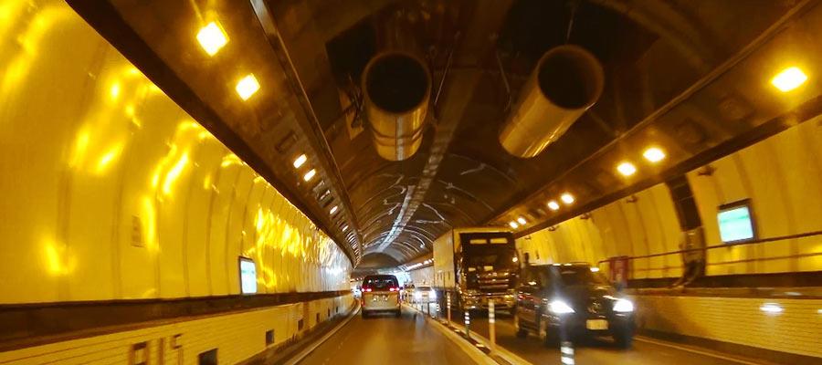 تهویه تونل ها