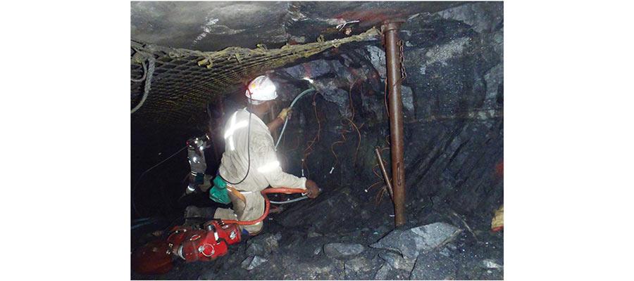 ساخت تونل با انفجار