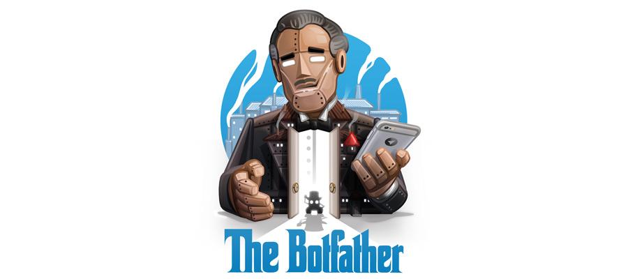 بابا بات، botfather