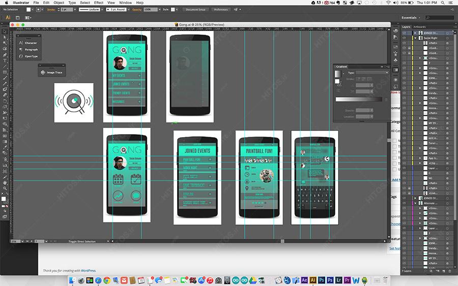 طراحی در visual studio