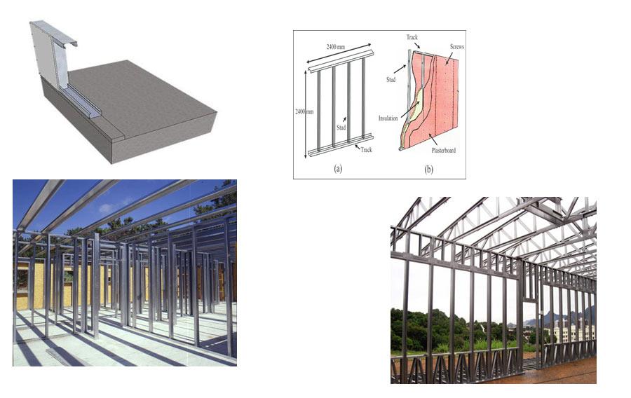 صنعتی سازی ساختمانهای پیشرفته