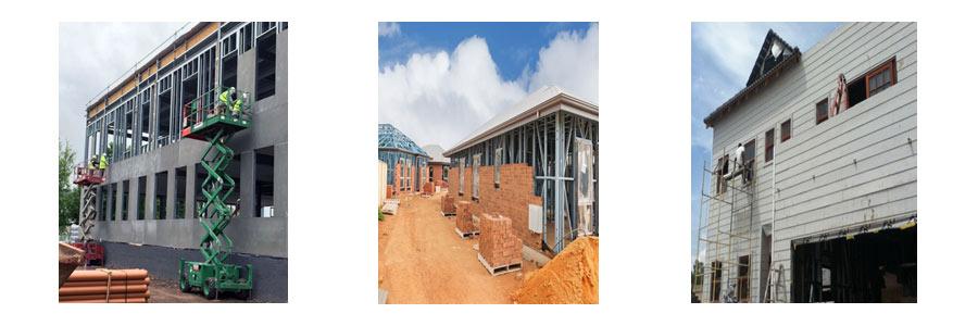 پیاده سازی ساختمانهای پیشرفته صنعتی