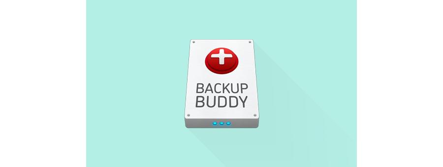 نرم افزار پشتیبان گیری backupbuddy